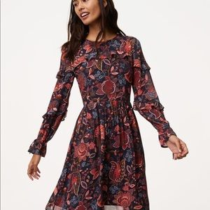 Long Sleeve LOFT dress